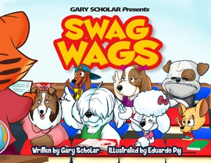 swag wags childrens book