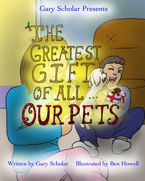 greatest gift of all our pets
