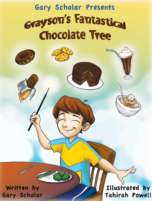 grayson chocolate tree