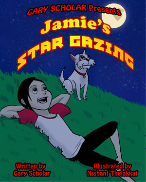 jamies star gazing